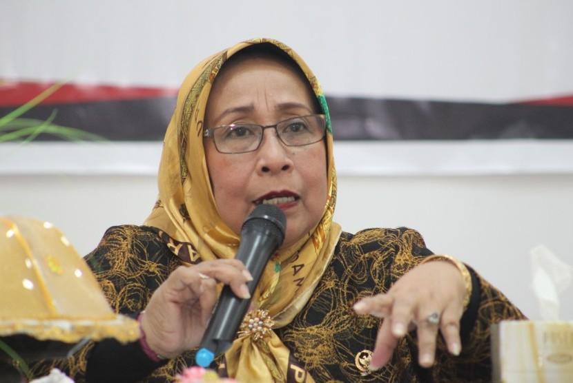 Wakil Ketua DPD RI Darmayanti Lubis