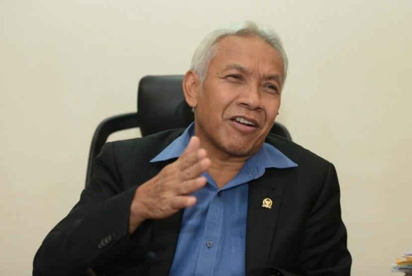 Wakil Ketua DPR RI Agus Hermanto
