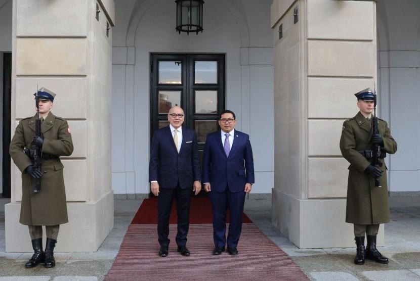 Delegasi Indonesia Kunjungi Polandia Perkuat Kerja Sama