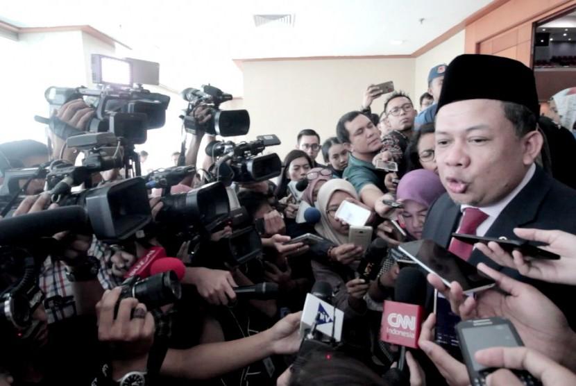 Wakil Ketua DPR RI, Fahri Hamzah