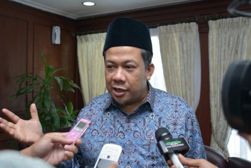 Kritik Fahri Hamzah di 3 Tahun Jokowi-JK