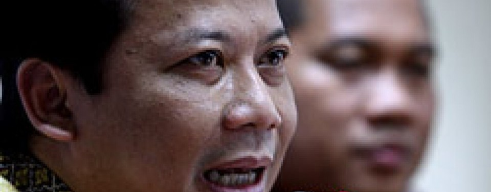 Wakil Ketua DPR Taufik Kurniawan