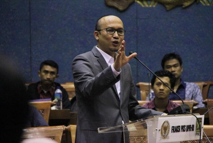Wakil Ketua Fraksi PKS DPR Bidang Ekonomi dan Keuangan, Ecky Awal Mucharam.