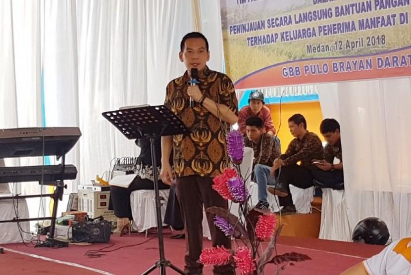 Wakil Ketua Komisi IV DPR RI Daniel Johan.
