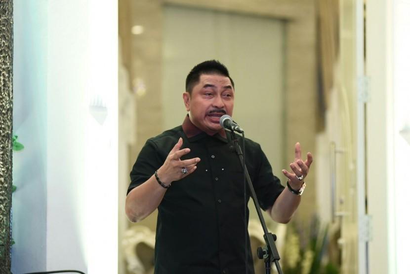 Wakil Ketua Komisi IV DPR RI yang juga merupakan Putra Maluku Michael Wattimena.