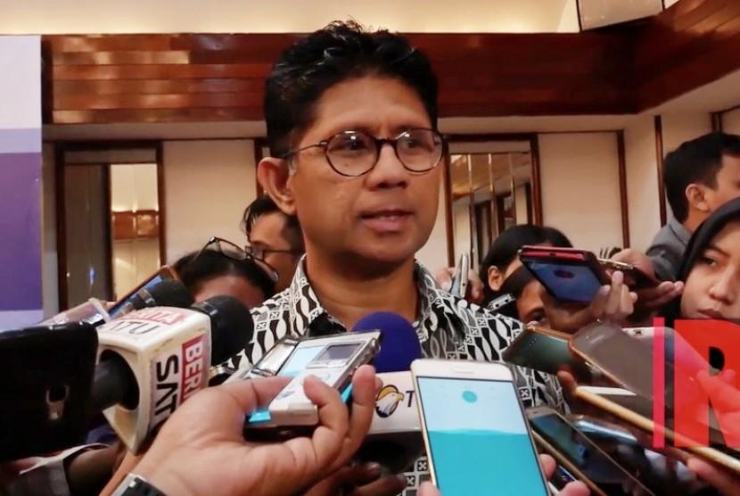 Wakil Ketua Komisi Pemberantas Korupsi (KPK) Laode Muhammad Syarif