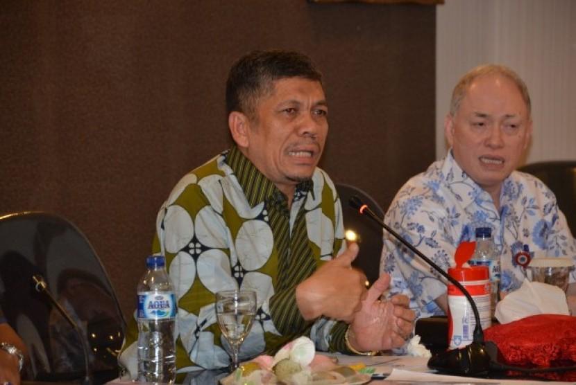 Wakil Ketua Komisi VIII DPR Iskan Qolba Lubis.