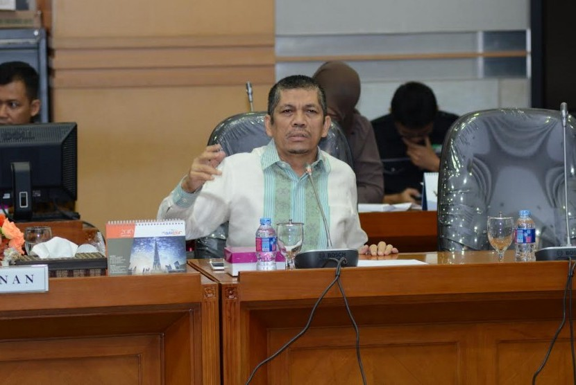 Wakil Ketua Komisi VIII Iskan Qolba Lubis.