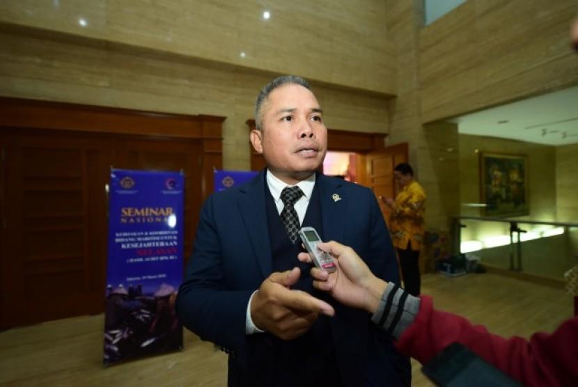 Wakil Ketua Komisi XI Dewan Perwakilan Rakyat Republik Indonesia (DPR RI) Hafisz Tohir.