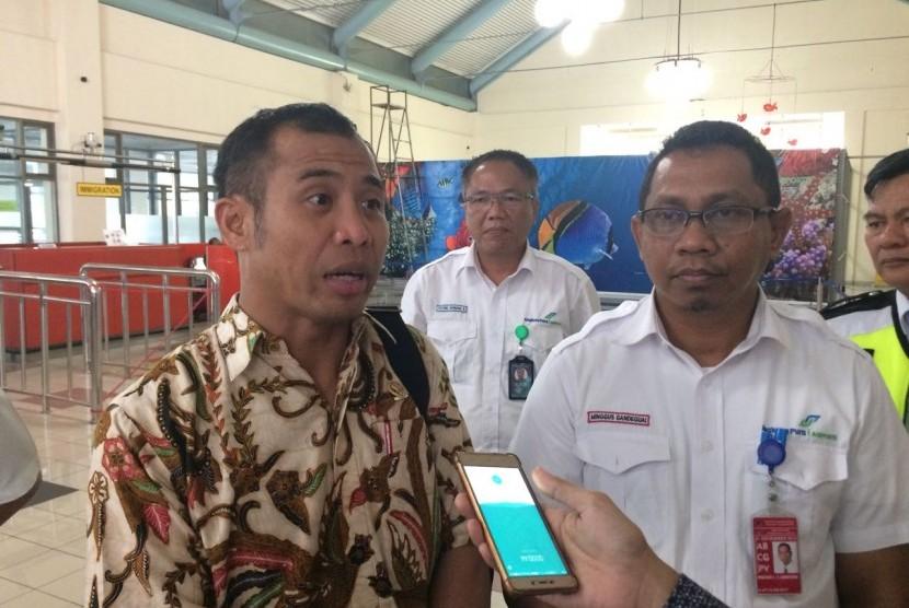 Wakil Ketua Komite II DPDRI I Kadek Arimbawa.