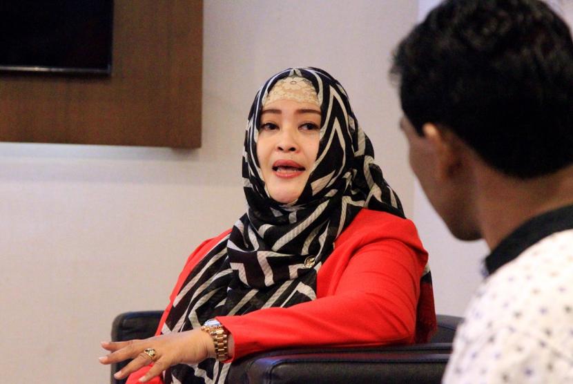 Wakil Ketua Komite III Dewan Perwakilan Daerah Republik Indonesia (DPD RI) Fahira Idris