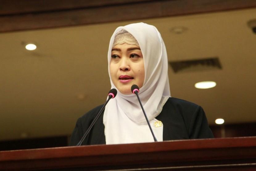 Wakil Ketua Komite III DPD RI Fahira Idris