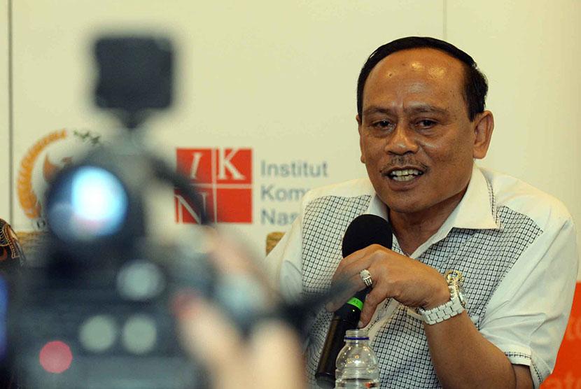 Wakil Ketua Komite IV DPD RI, Ajiep Padindang