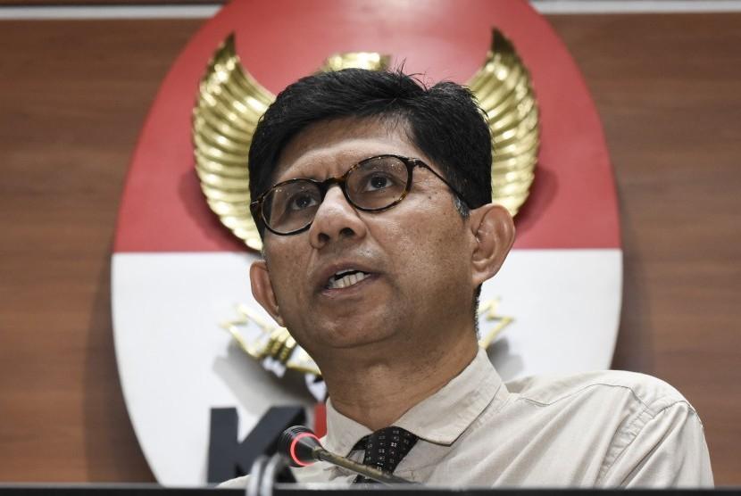 Wakil Ketua KPK Laode Muhamad Syarif.