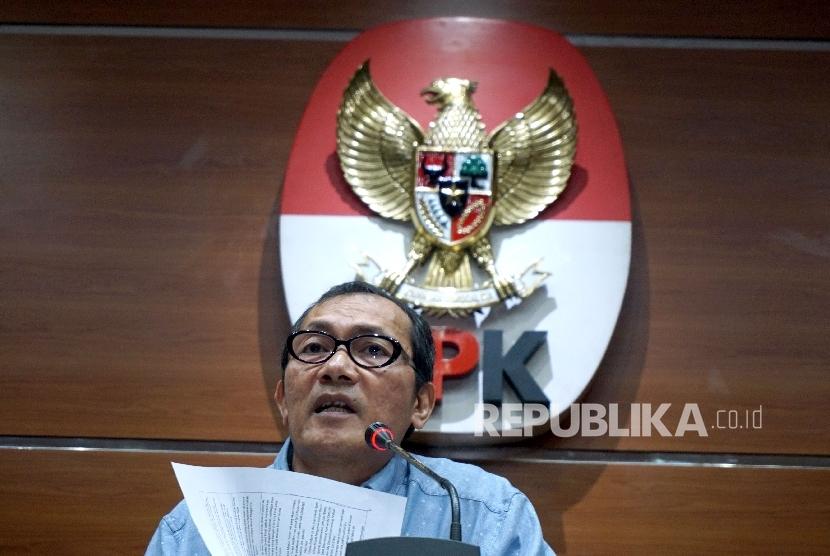 Wakil Ketua KPK Saut Situmorang.