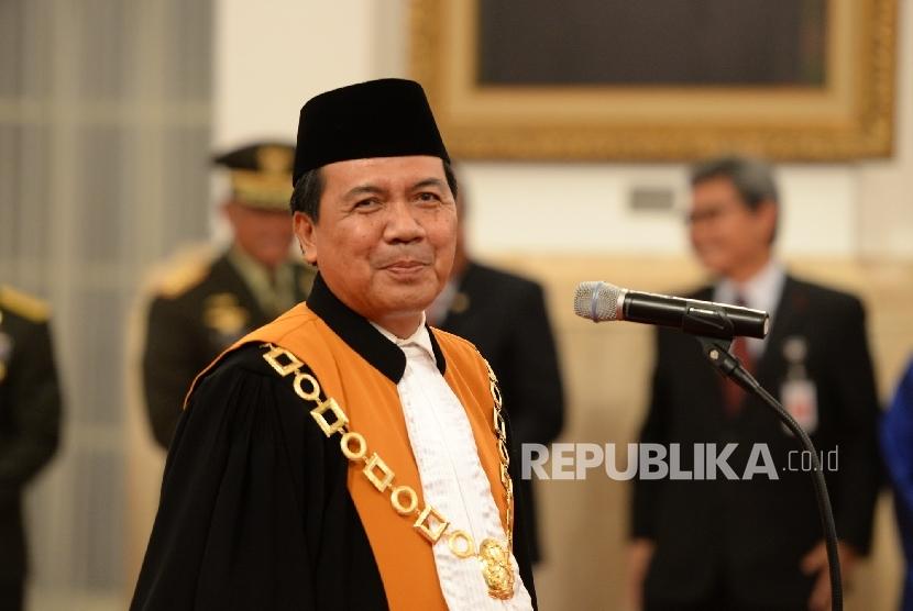 Wakil Ketua Mahkamah Agung (MA) Bidang Yudisial, Syarifuddin.