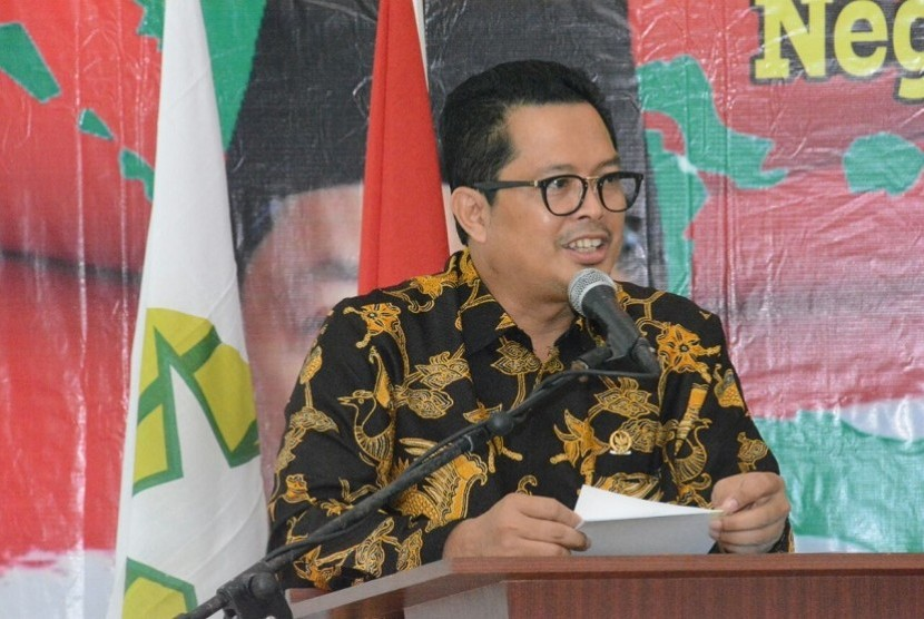Wakil Ketua Majelis Pemusyawatan Rakyat Republik Indonesia (MPR RI) Mahyudin