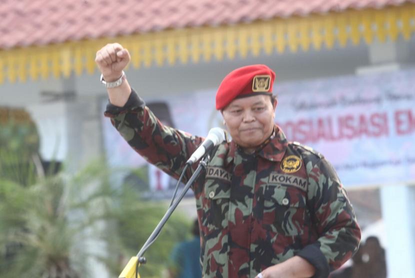 Wakil Ketua Majelis Permusyawaratan Rakyat Republik Indonesia (MPR RI) Hidayat Nur Wahid.