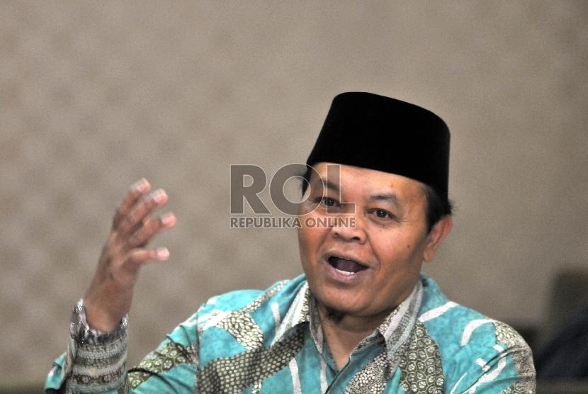 Wakil Ketua MPR Hidayat Nur Wahid