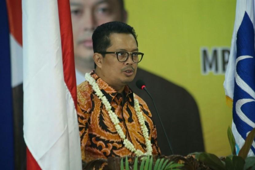 Wakil Ketua MPR Mahyudin.