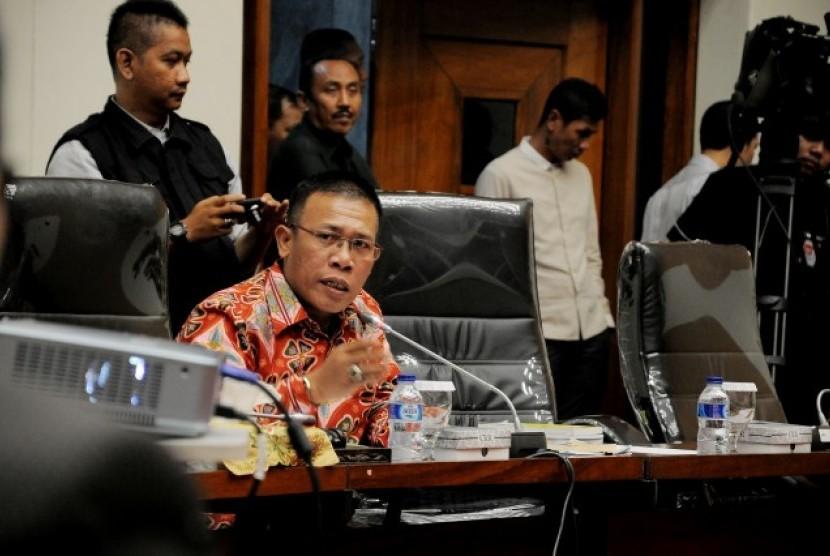 Wakil Ketua Pansus Angket KPK Masinton Pasaribu