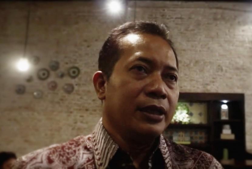 Jadi Cawagub Said Sudirman, Ferry: Boleh Saja