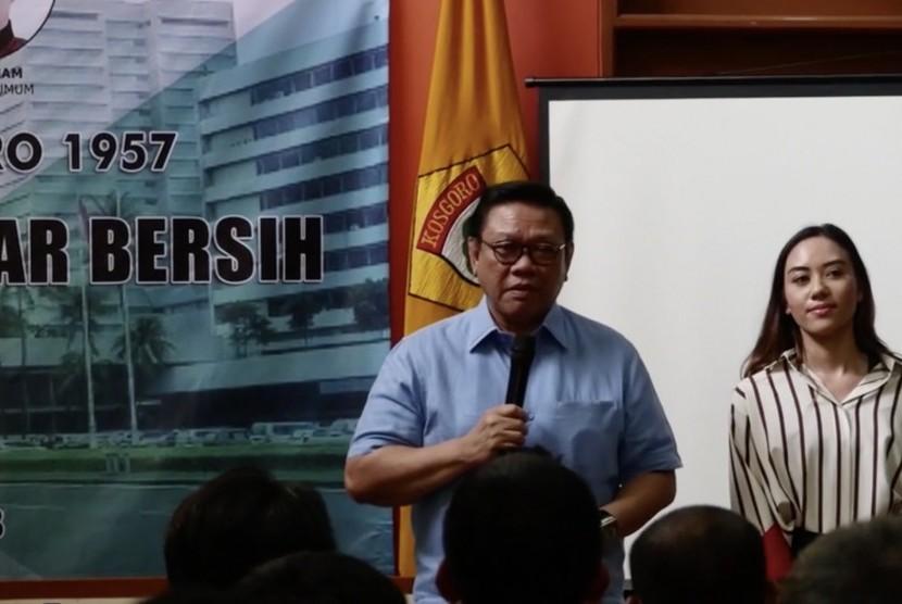 Agung Laksono Ceritakan Kondisi Setnov Setelah Kecelakaan