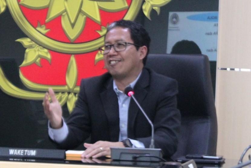 Wakil Ketua Umum PSSI Joko Driyono