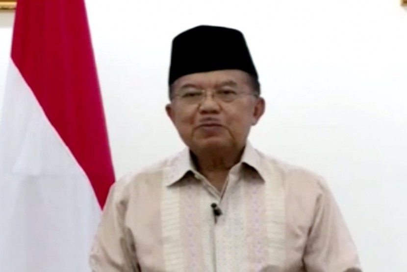 Indonesian Vice President Jusuf Kalla