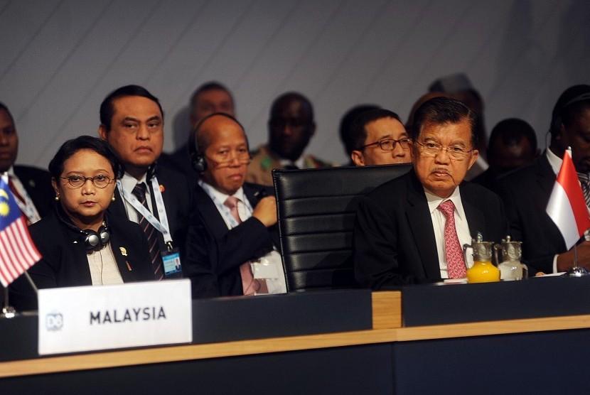 Wapres JK: Saatnya Indonesia Menjadi Negara Donor