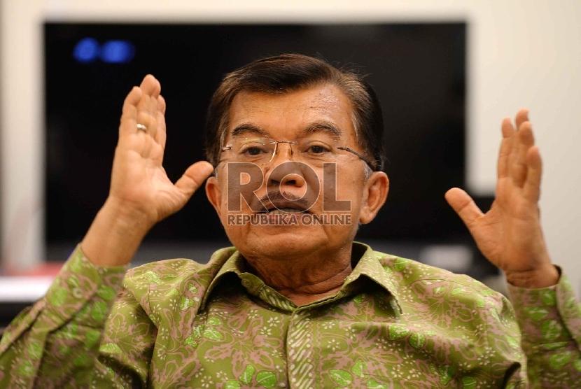 Jusuf Kalla: 'Berwirausaha di Masa Muda Jauh Lebih Penting.'