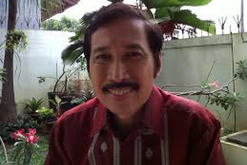 Wakil Rektor Universitas Ibnu Chaldun Jakarta, Musni Umar.