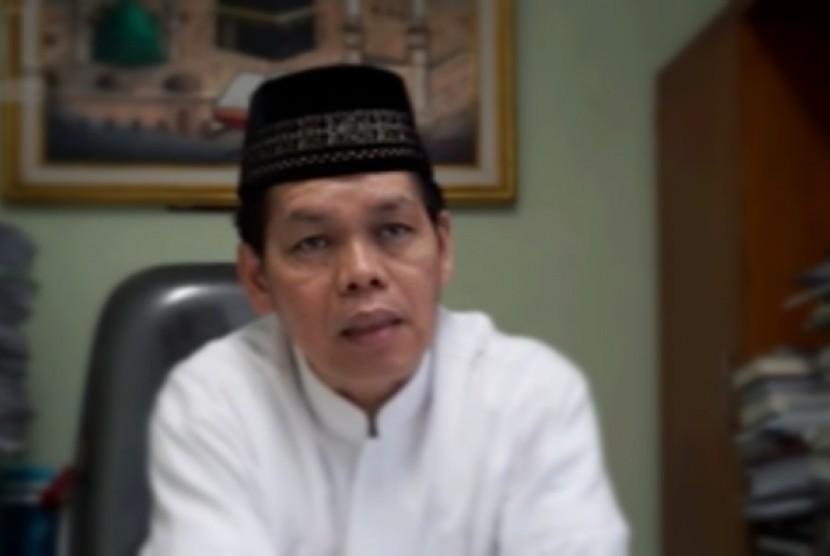 Wakil Sekertaris Jenderal Majelis Ulama Indonesia (MUI), DR. H. Amirsyah Tambunan