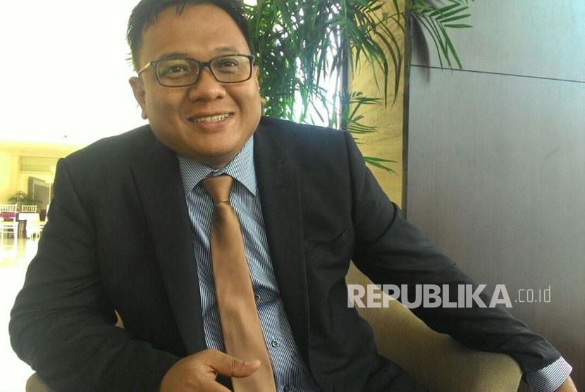 Wakil Wakil kota Depok, Pradi Supriatna.