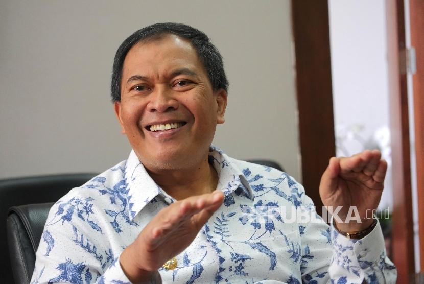 Wakil Wali Kota Bandung Oded M Danial