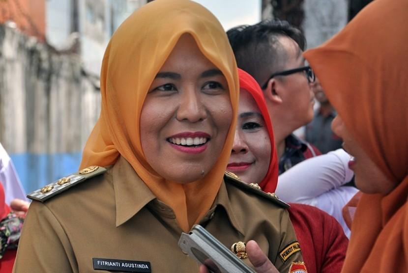 Wakil Wali Kota Palembang,  Fitrianti Agustinda