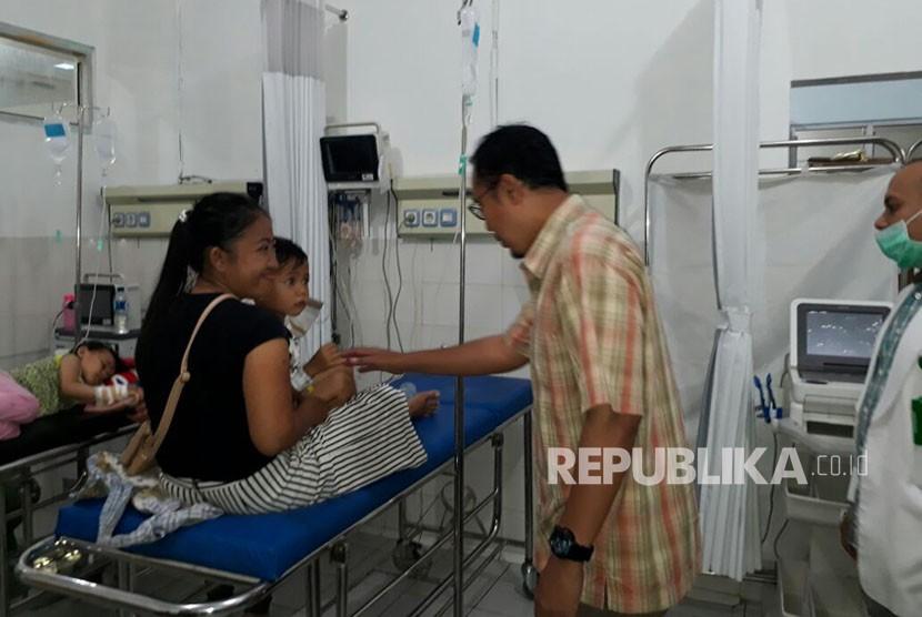 Wakil Wali Kota Pantau Kasus Pelajar Sukabumi yang Meninggal