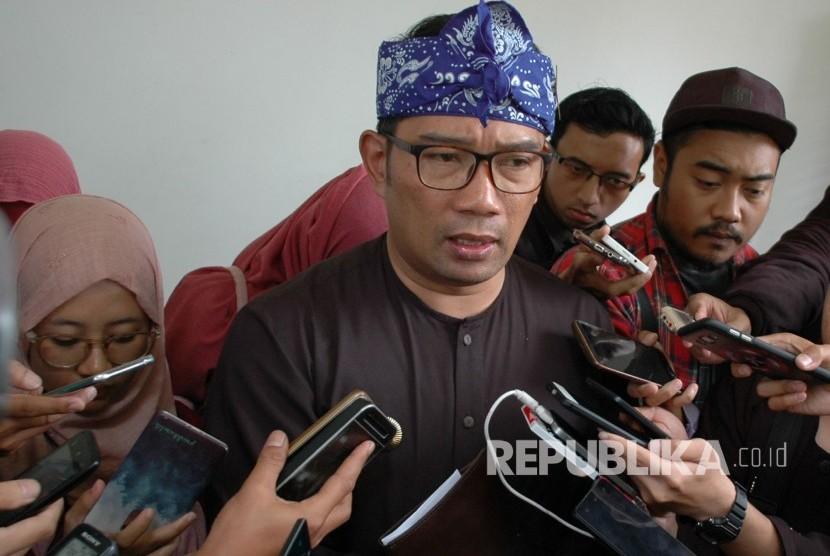 Bandung Mayor, Ridwan Kamil