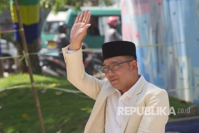 Ridwan Kamil: Izin Cuti Masih dalam Proses