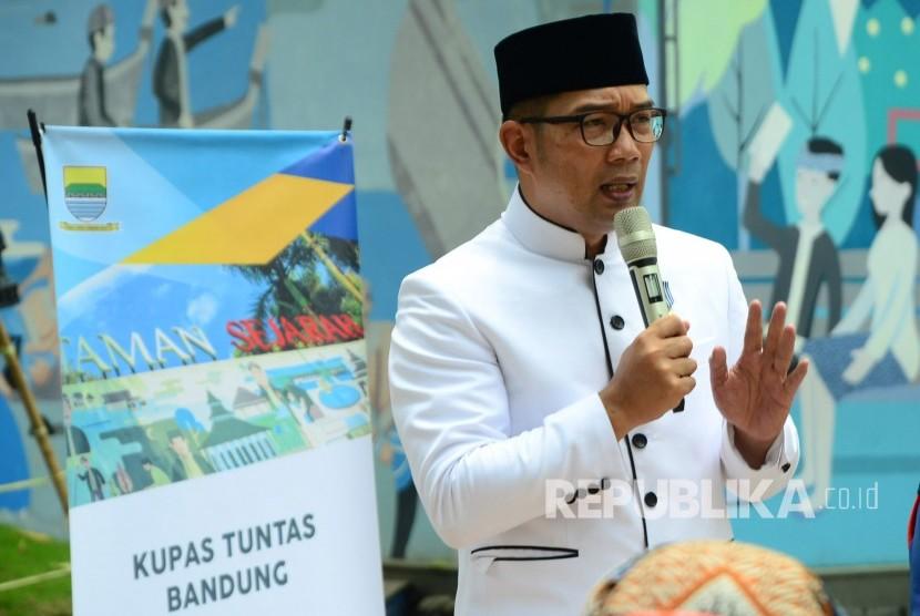 Emil Pastikan Roda Pemerintahan Kota Bandung Tetap Berjalan
