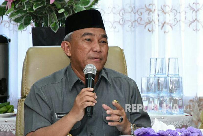 Depok Mayor Mohammad Idris