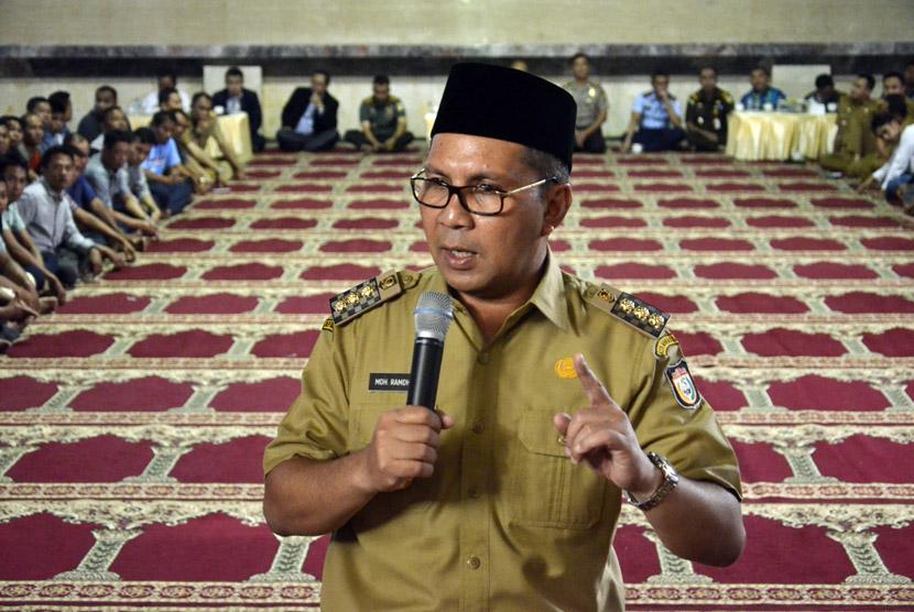 Wali Kota Makassar Moh Ramdhan Pomanto