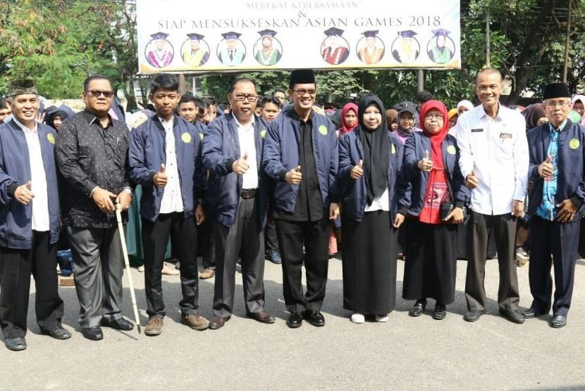 Wali kota Palembang Lepas 1.147 Mahasiswa KKN UMP