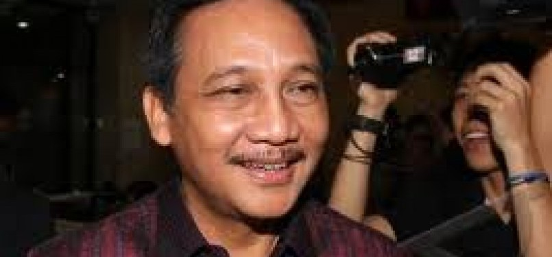 Wali Kota Semarang, Soemarmo Hadi Saputro (Antara)