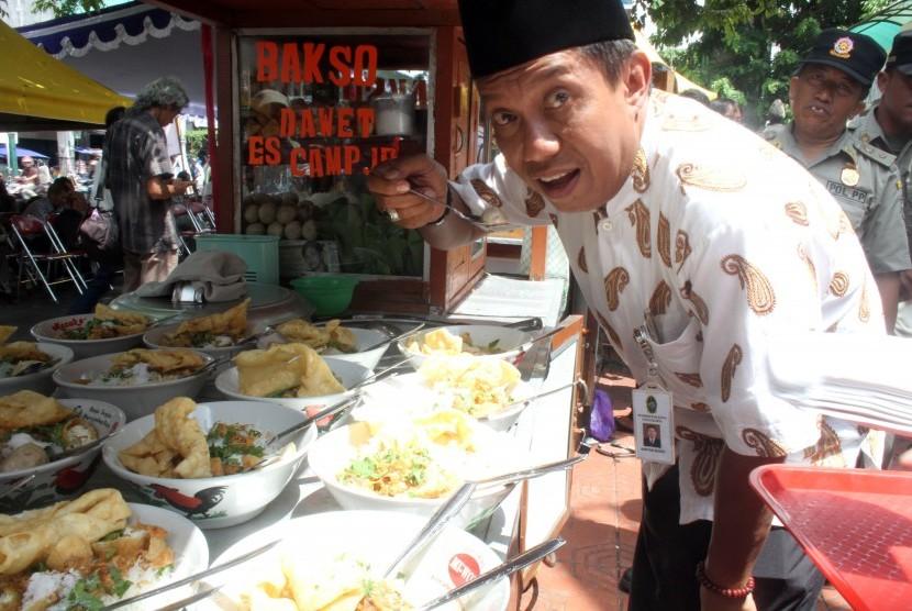 Wali Kota Yogyakarta Haryadi Suyuti.