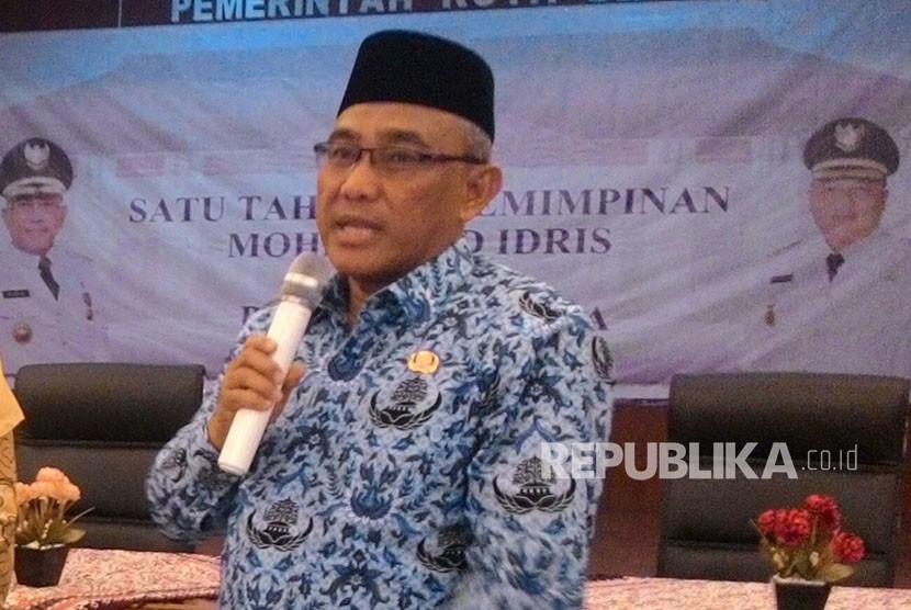 Walikota Depok Mohammad Idris