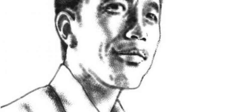Walikota Solo Jokowi