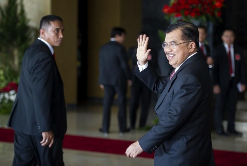 Vice President Jusuf Kalla (file)
