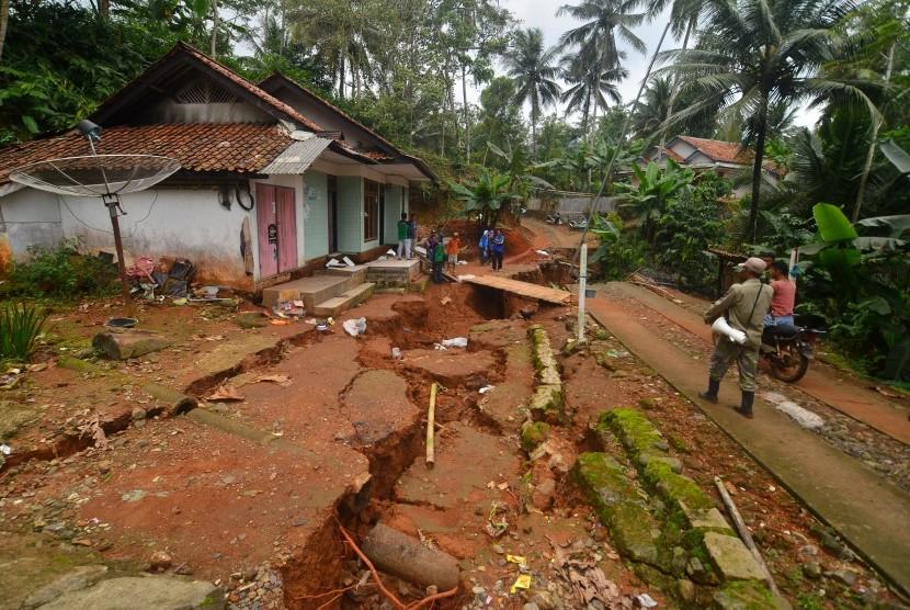 Banjir Pangandaran, Wagub: Muncul Titik-Titik Baru Bencana