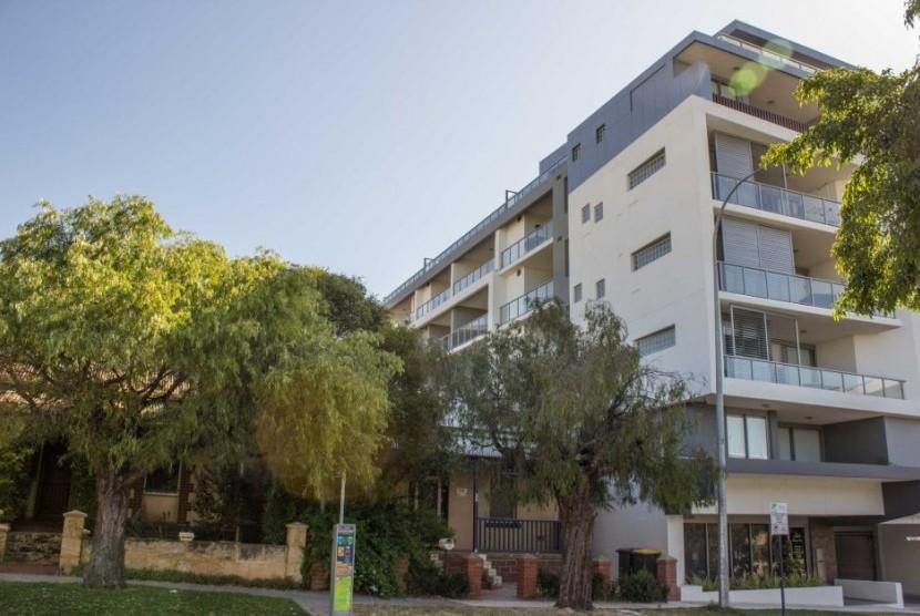 Warga Kota Perth lebih memilih perumahan dengan ruang berbagi yang minim dan kesempatan terbatas untuk bertemu mendadak atau bersinggungan dengan tetangga.